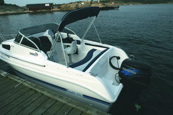 Drago 550 Cabin Adlhart Boote