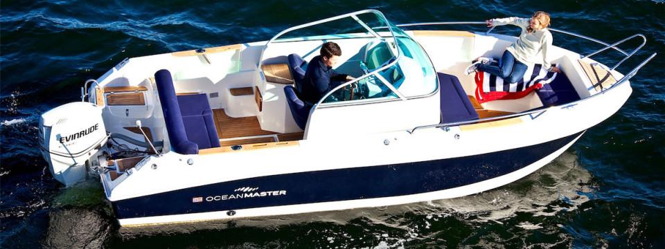 ocean master 660 open